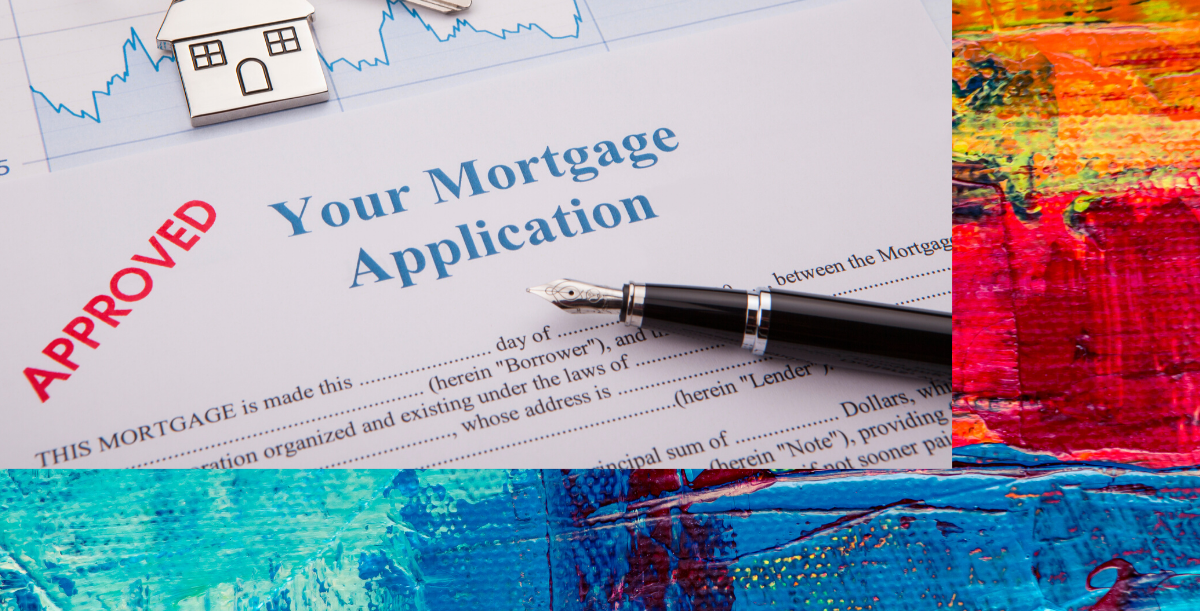 The Mortgage Application & Documentation Process banner