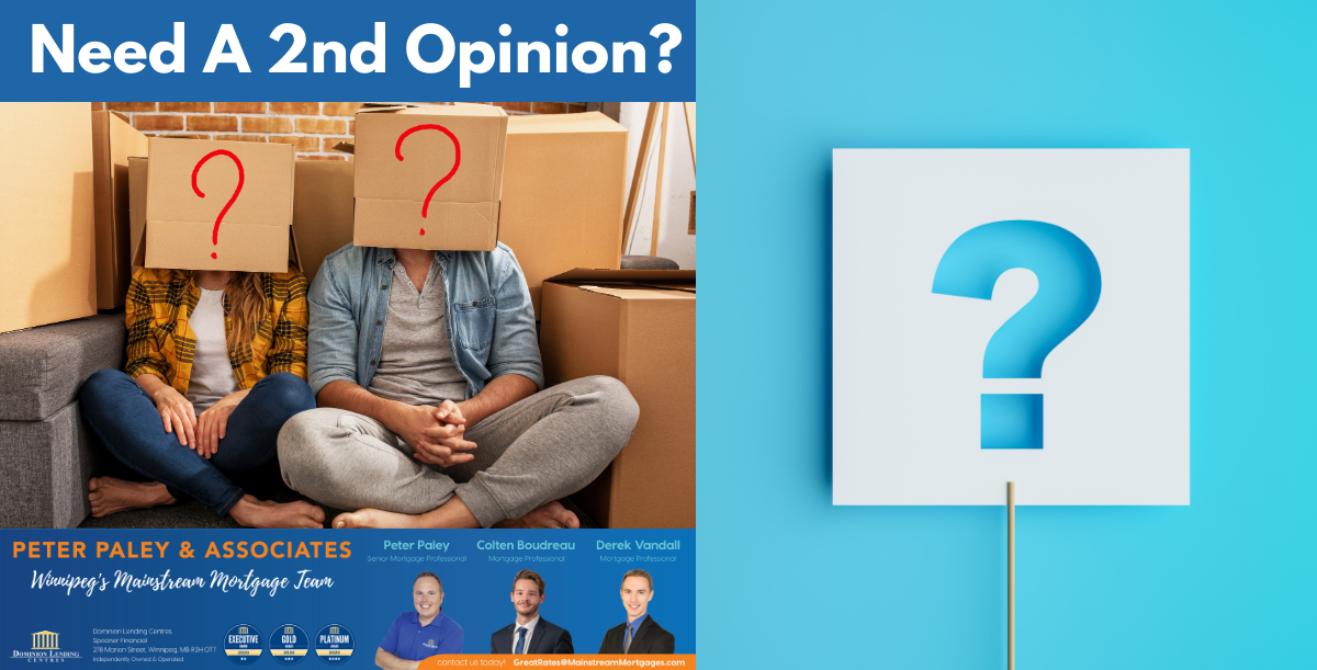 Complimentary 2nd Opinions banner