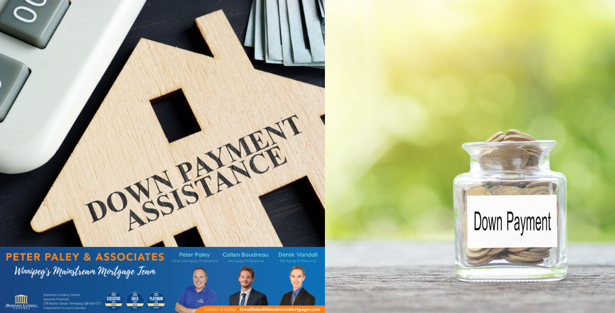Down Payment Loans & Consolidation Loans banner