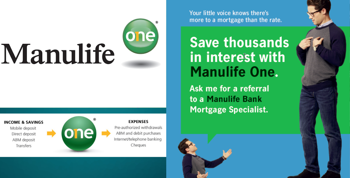MANULIFE ONE – An All-In-One Mortgage Solution banner