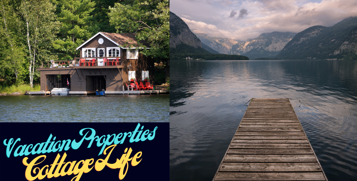 Cottages & Vacation Properties banner