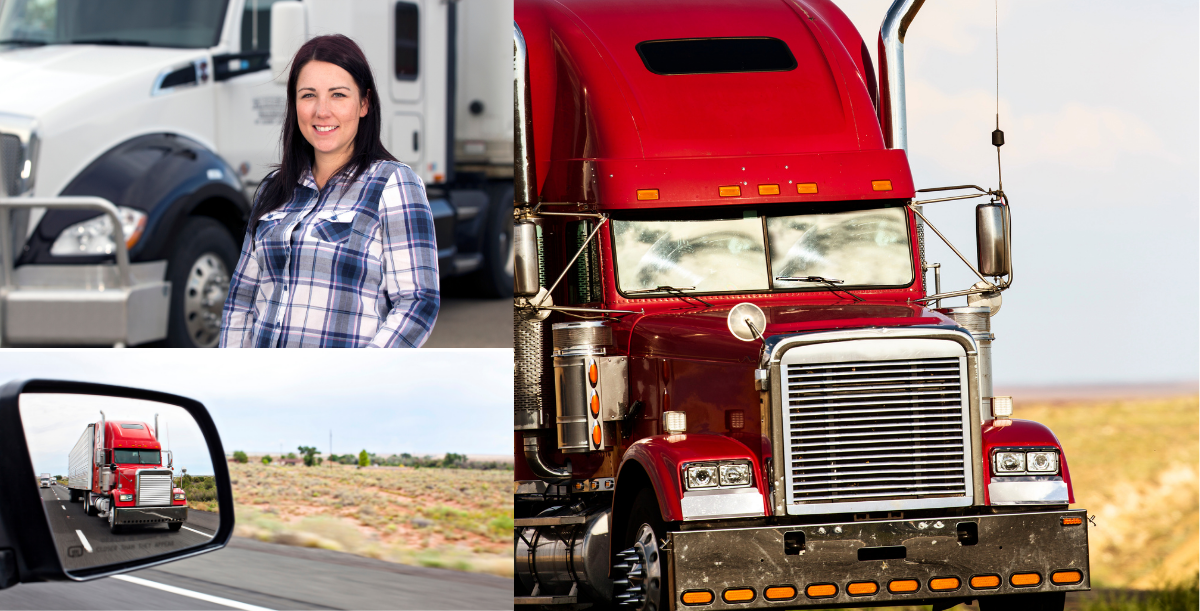 Disability Insurance For The Trucking Industry banner
