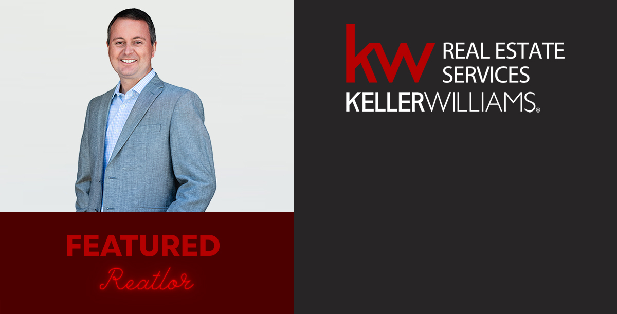 FEATURED REALTOR – ANDREW ST. HILAIRE – KELLER WILLIAMS REAL ESTATE SERVICES banner