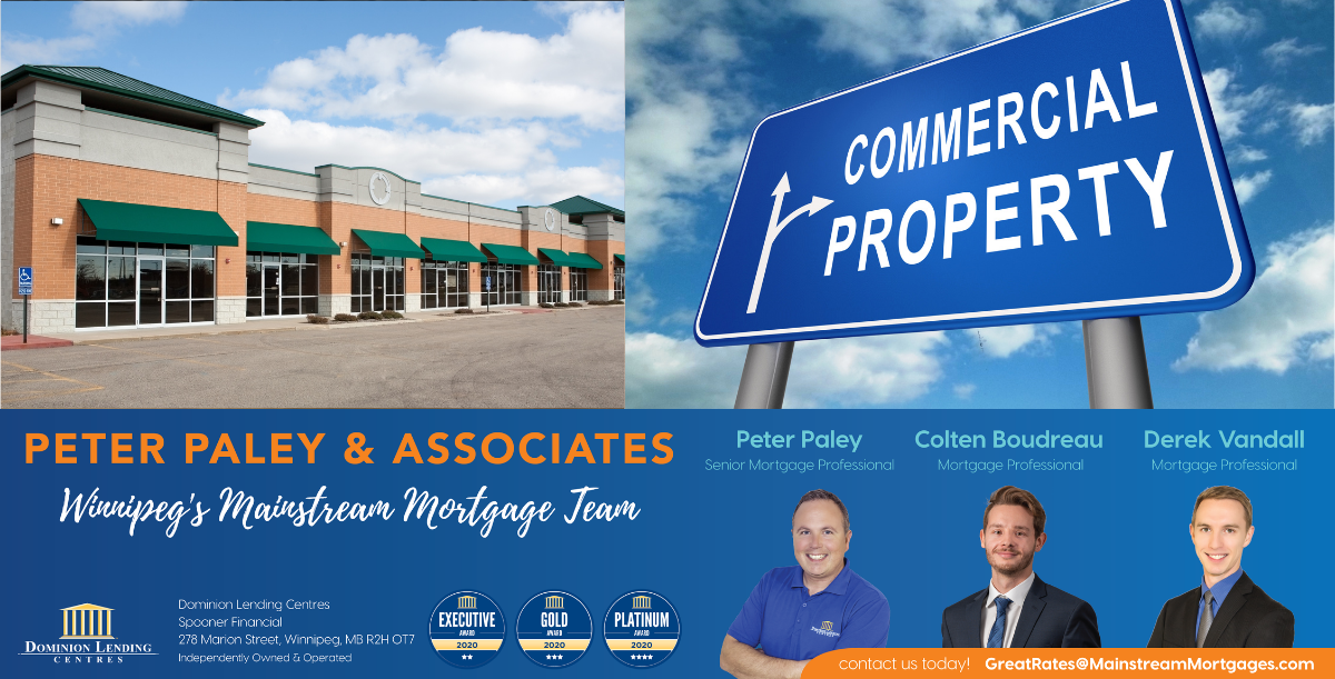 Commercial Mortgages banner