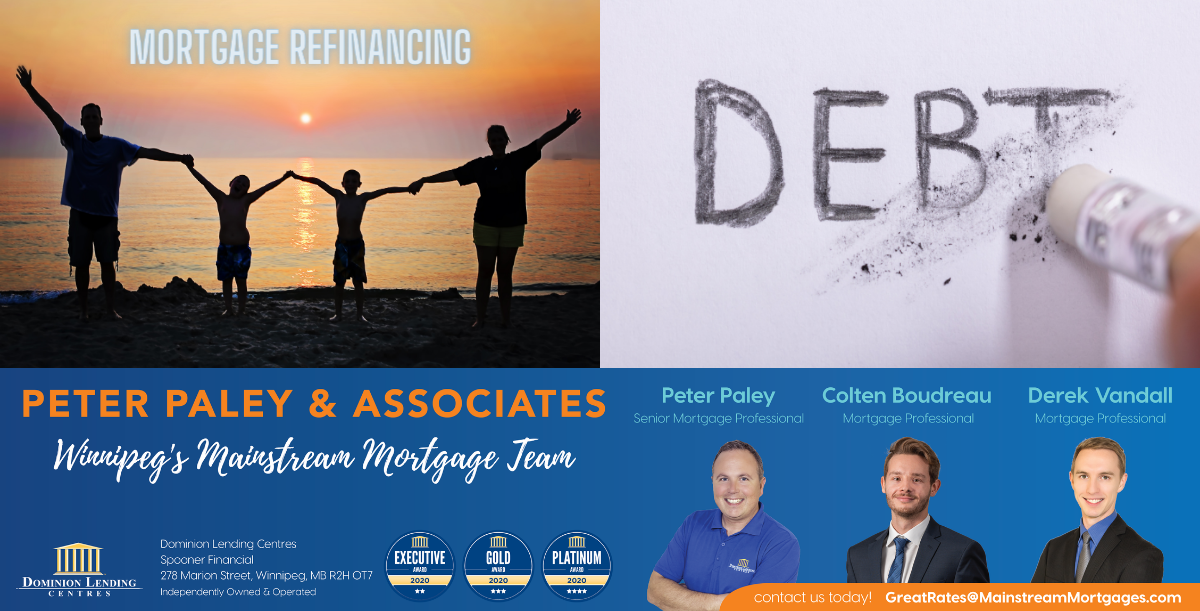 Mortgage Refinance banner