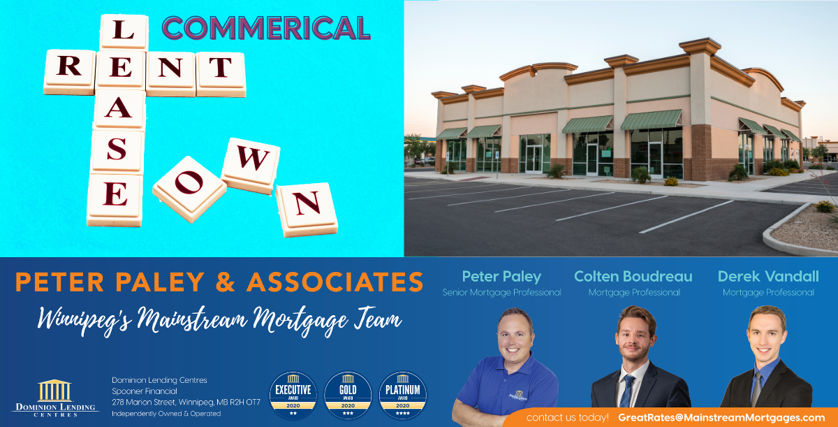 ZERO DOWN – COMMERCIAL LEASE TO OWN OPTIONS banner